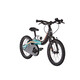 "ORBEA Grow 1 Kids 16"" Black-jade-green"